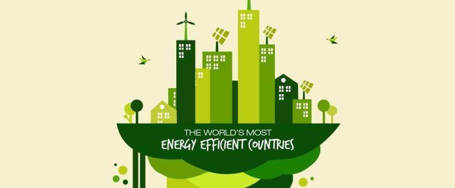 Sverige bland de grönaste länderna i världen